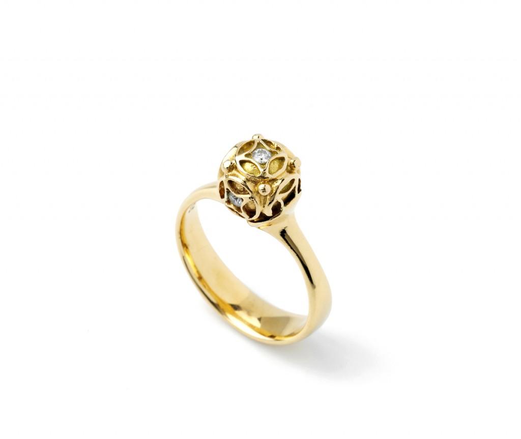 9014y-9016y Mandala Ring