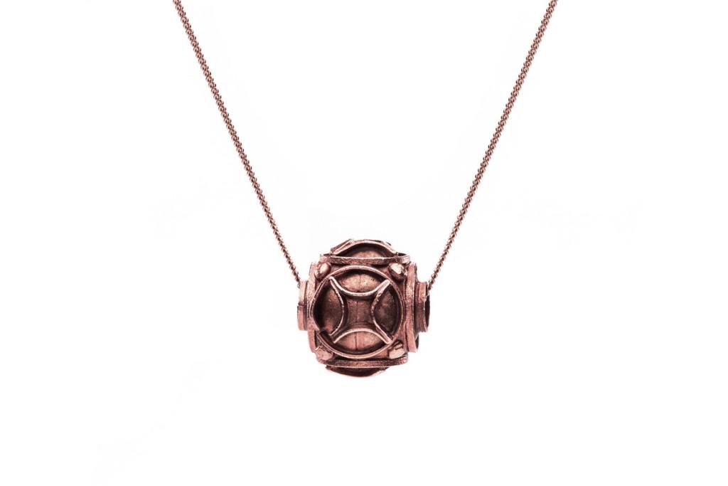 OMr Mandala Pendant – Rosa